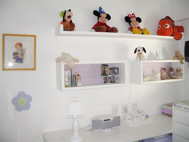 prateleiras quarto infantil  Pesquisa Google  decor  Pinterest  Prateleir