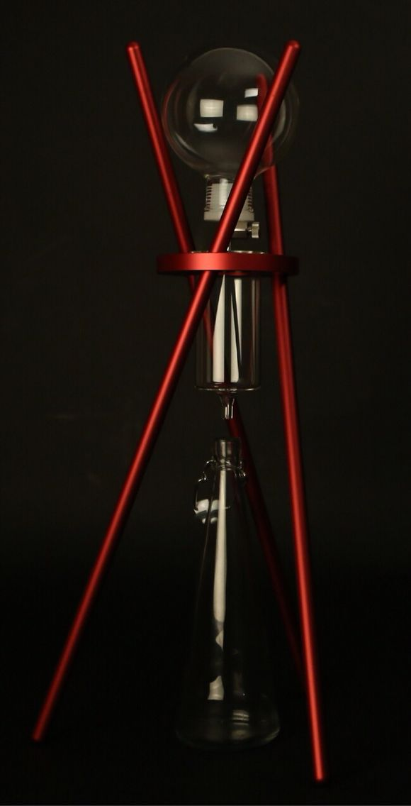 cold drip coffee maker dutch pole