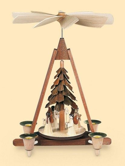1-tier pyramid - Angels - 29 cm / 11 inch $88.00 plus shipping