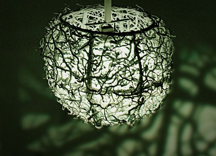Decoratie lamp  Globe lamp in meerdere kleuren verstelbaar. www.decoratietakken.nl
