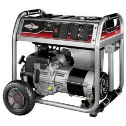 Briggs and Stratton 6000 Watt Port. Generator