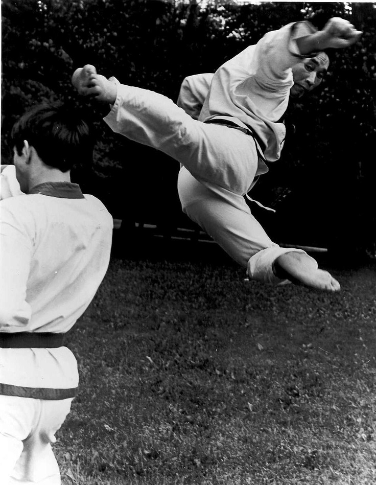 Traditional martial arts is about the whole person.  I'm in much better condition than I have been for years!  All respect!  Traditional TKD.