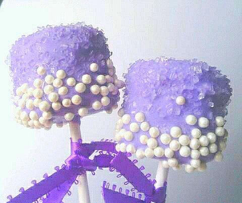 princess+marshmallow+pops | Marshmallow Pops Purple Princess Lollipops Girls Partys Favors 12 Ct ...