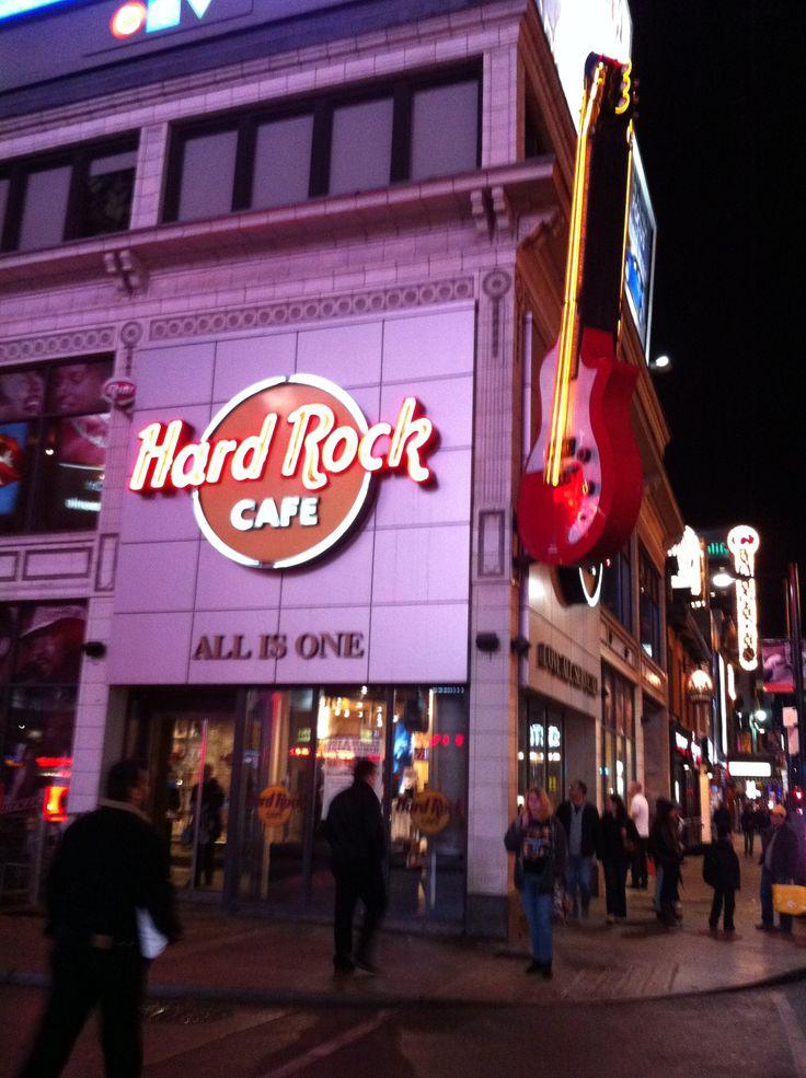 Hard Rock Cafe, Toronto, ON, Canada