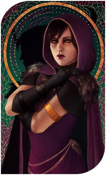 Dragon Age -Intelligent Morrigan