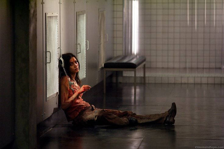 A scene from the horror flick Martyrs (2008). Twisted Twins Jen and Sylvia Soska (directors of American Mary) pick their favourite horror movies.