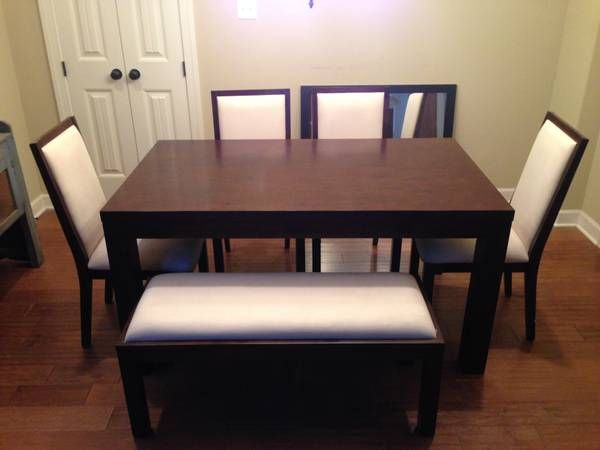 craigslist dining room set dining room table set 450 cordova craigslist pinterest 8144