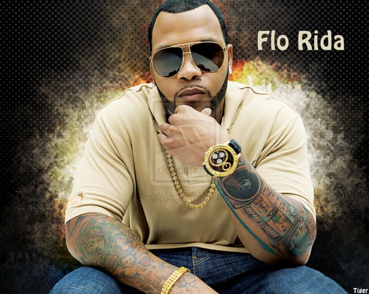 Flo Rida HD Wallpapers Backgrounds Wallpaper