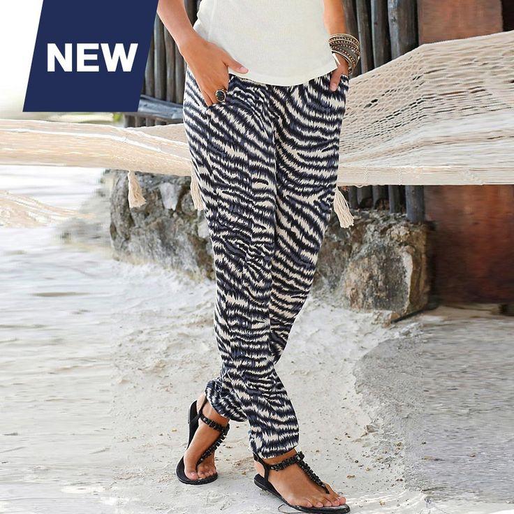 Пляжные брюки LASCANA Номер артикула: 834501263
