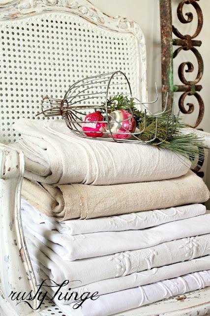 antique linen