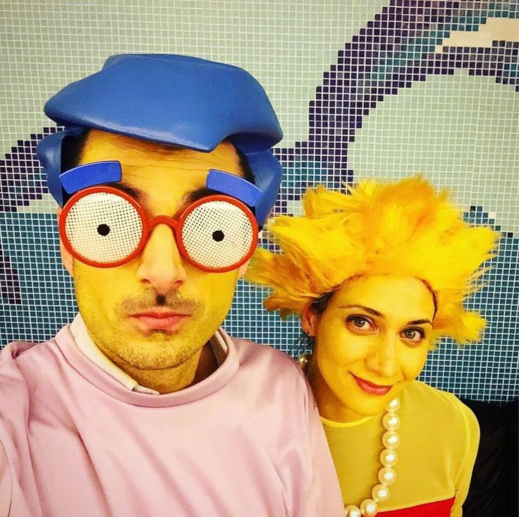 Such a great photo we received today: Milhouse and Lisa from the #simpsons  . [Picture by Nicola Mozzoni] #GreatCarnivalCostume By the way stay tuned we are publishing winners for the #MyFuniPic contest very soon  #carnaval #carnival #funidelia #thesimpsons #disfraces #kostýmy #Maskeradkläder #maskeraddräkt #kostumer #kostume #kostueme #fancydresses #costumes #fatos #kostiumy #przebrania #verkleidungen #kostuums #verkleedkleding