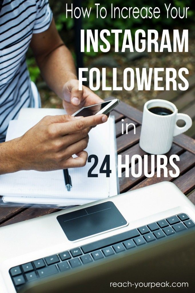 Increase your Instagram followers (without being spammy!)