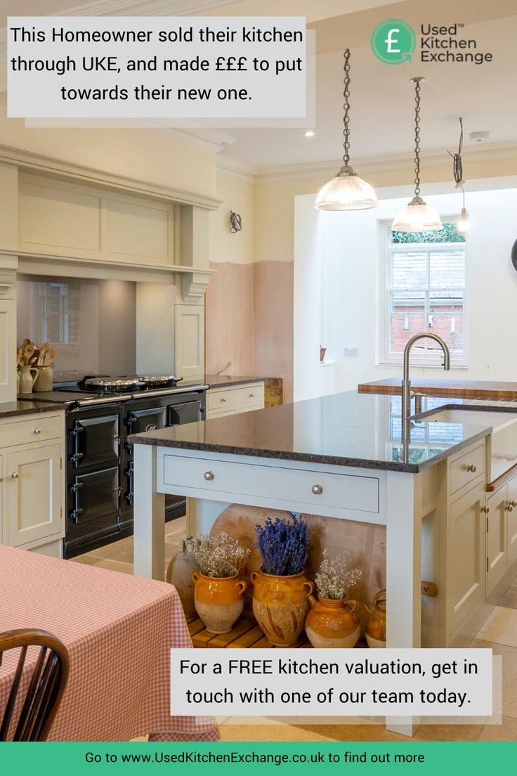 Sell Your Kitchen Through Used Kitchen Exchange in 2021 ...
