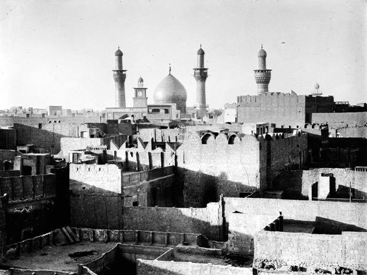 Imam Husayn Shrine Karbala Iraq