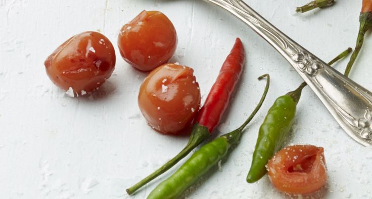 Sour cherry season, in summer, is all too brief. Here's a way to make the fruit last through the year.