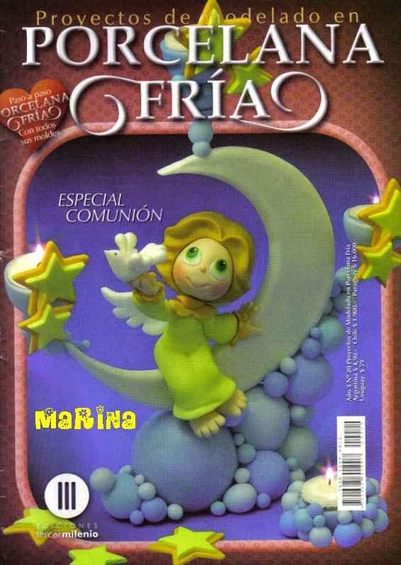 Revistas de manualidades Gratis: Como hacer figuras en porcelana fria
