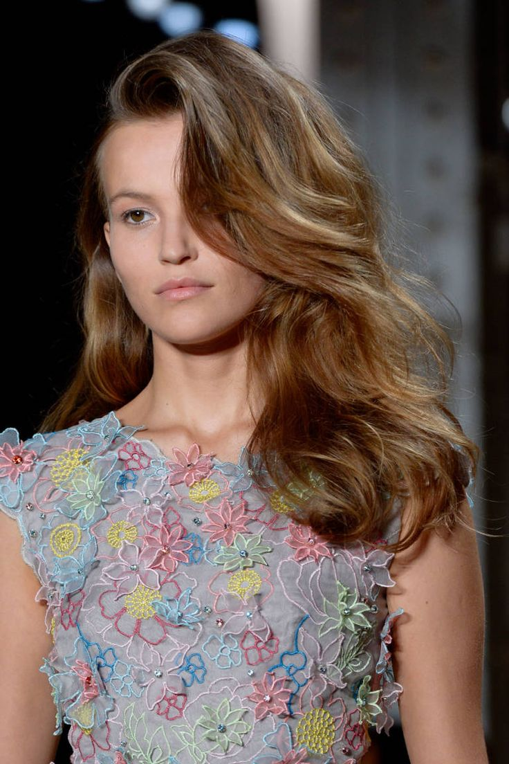 trends 2015 hairstyles summer hair fashion week spring summer