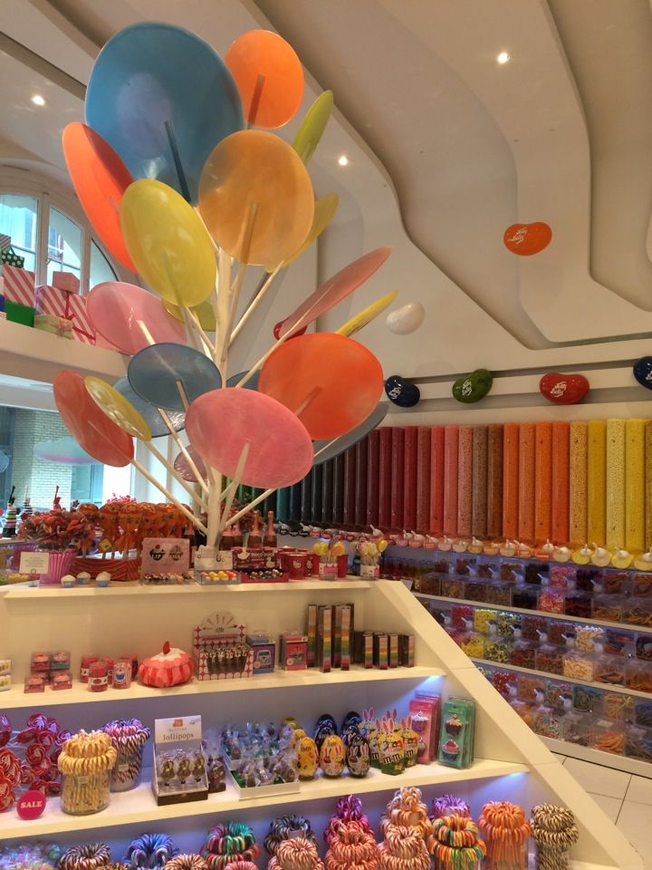 Sugar! – Welcome to candyland!