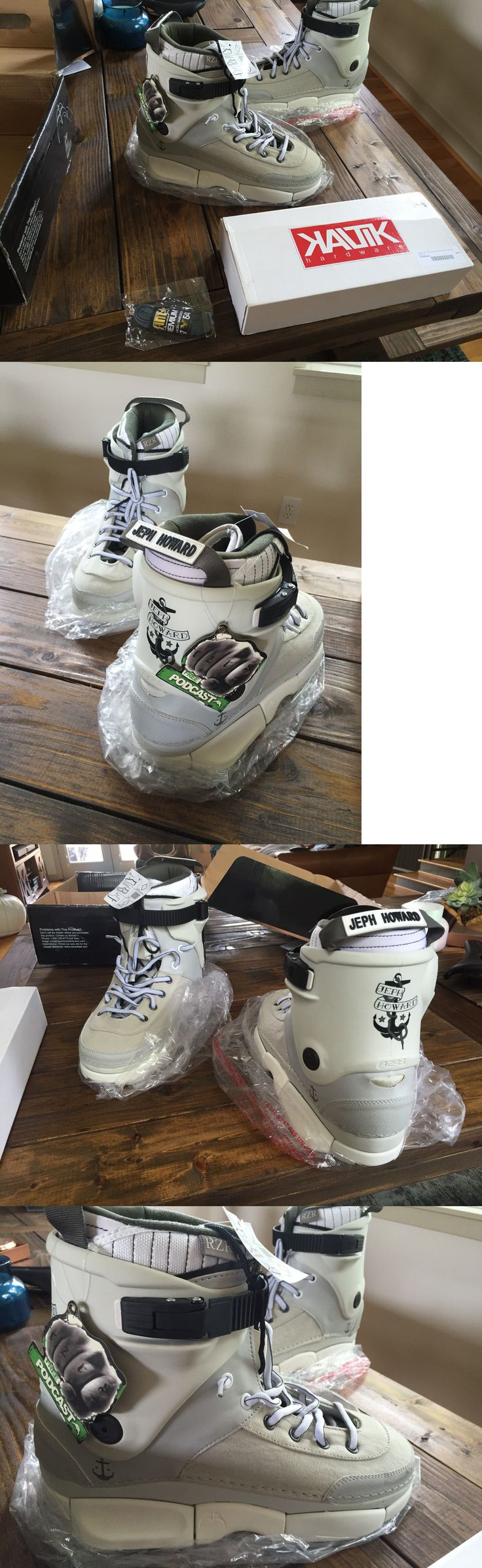 Men 47346: Razors Jeph Howard Pro Sl Size 12 11Uk Mens Aggressive Skates W Kaltik Frame -> BUY IT NOW ONLY: $150 on eBay!