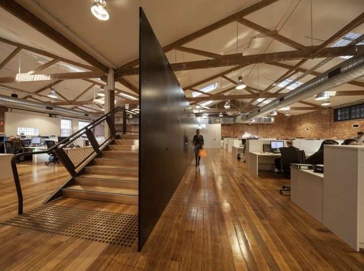 T2 Headquarters / Landini Associates