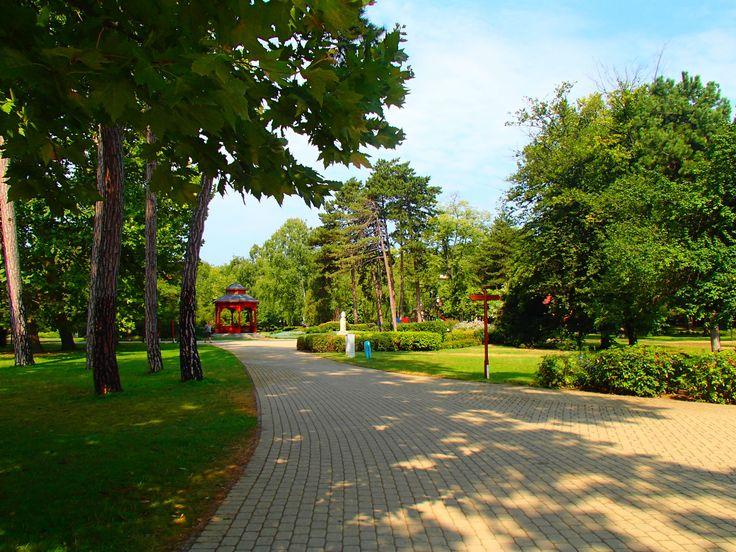 Jókai Park - Siófok - HUNGARY