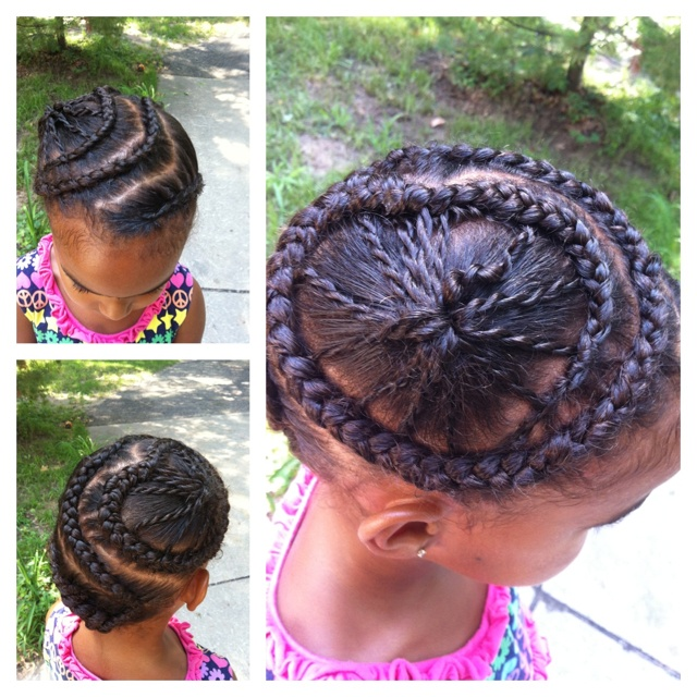 Childrens Hairstyles For School In : 61 best hairstyles images on pinterest