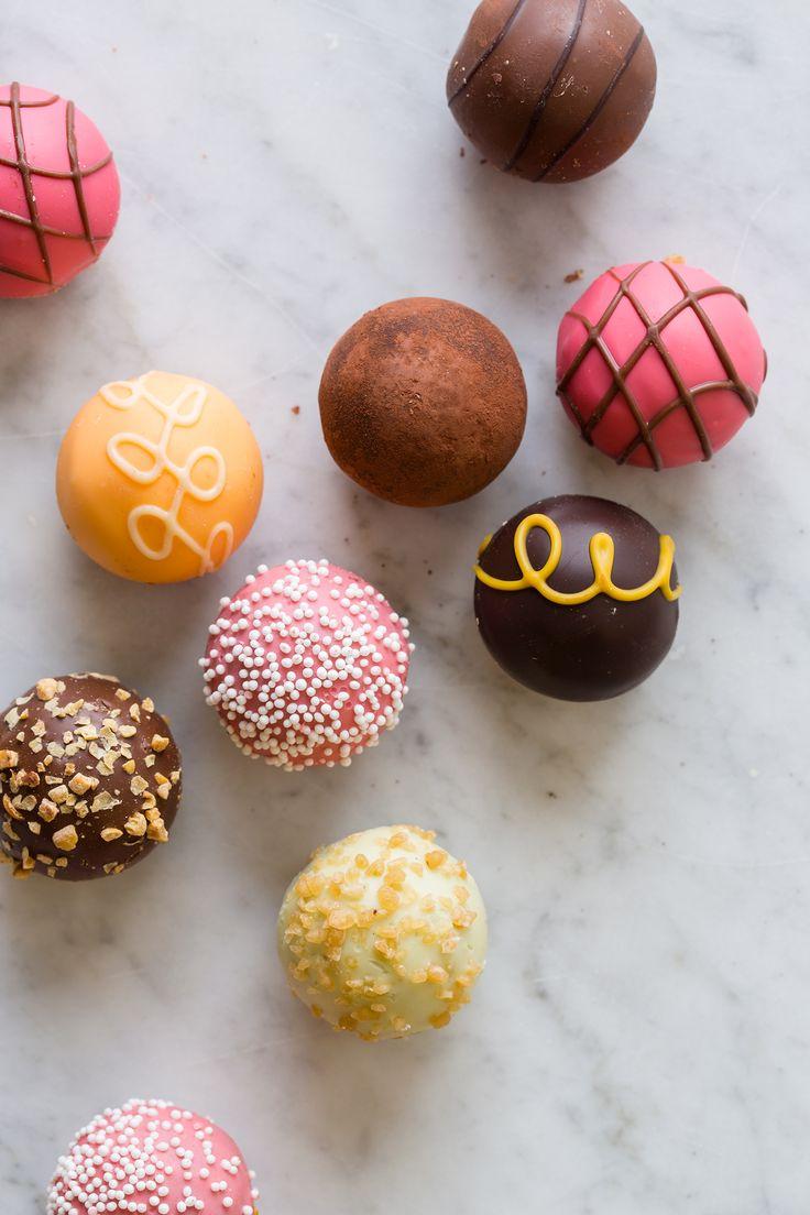 Çikolata  toplarııı