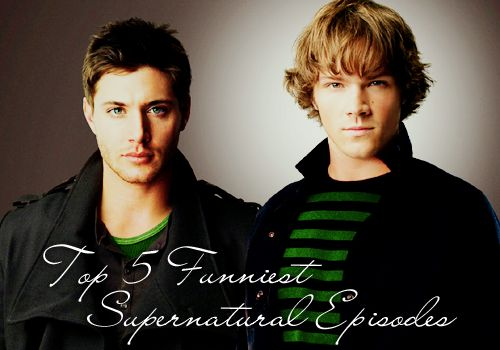 breathe in, breathe out - Top 5 Funniest Supernatural Episodes