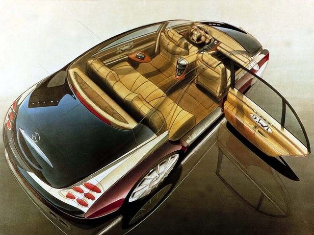 Mercedes-Benz Maybach Concept (1997)