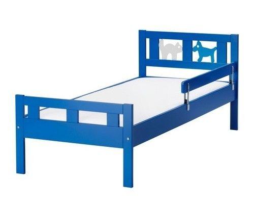 Serie Kritter, il letto