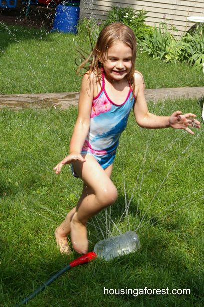 Diy: Build Your Own Sprinkler