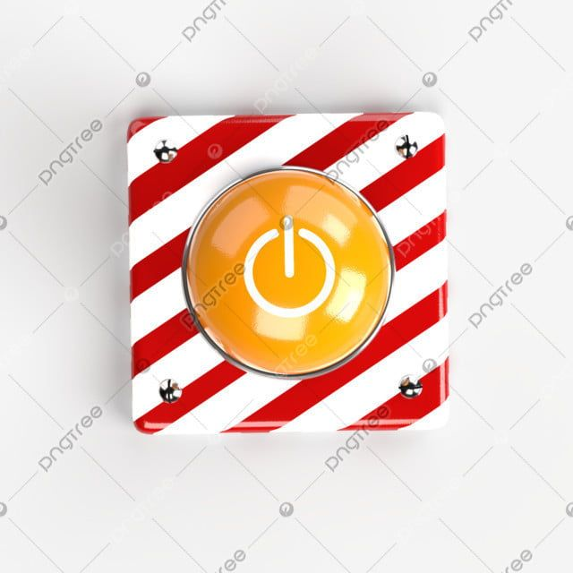 Big Red Start Button Isolated On Transparent Background 3d Illustration Chrome Computer Starter Png Transparent Clipart Image And Psd File For Free Download 3d Illustration Red Christmas Background Red Packet