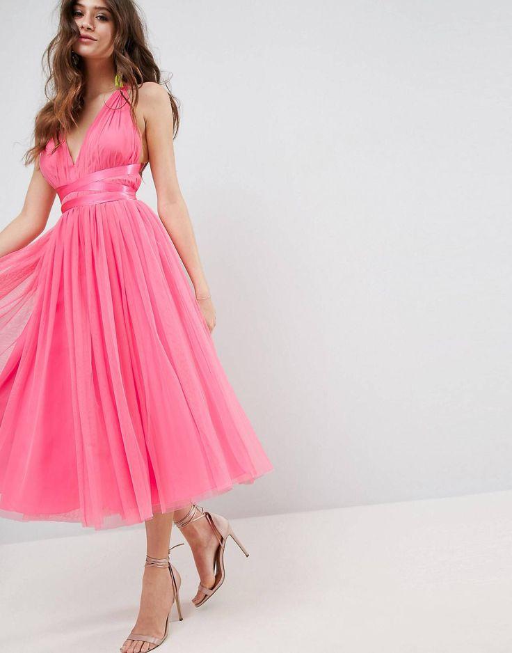 Bonito Maxi Vestidos De Baile Del Reino Unido Festooning - Ideas de ...