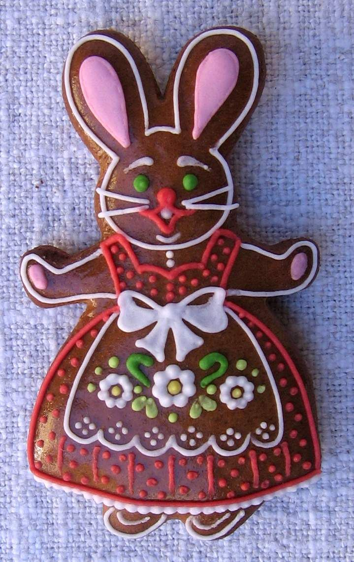 Easter cookies, from the Czech Rep., Russia, Ukraine, Poland, Slovakia, ......