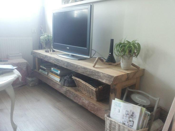 Eetkamer eetkamerstoelen set van 6 : TV meubels - Stenfert PuurHout, Robuust, landelijk en stoere houten ...