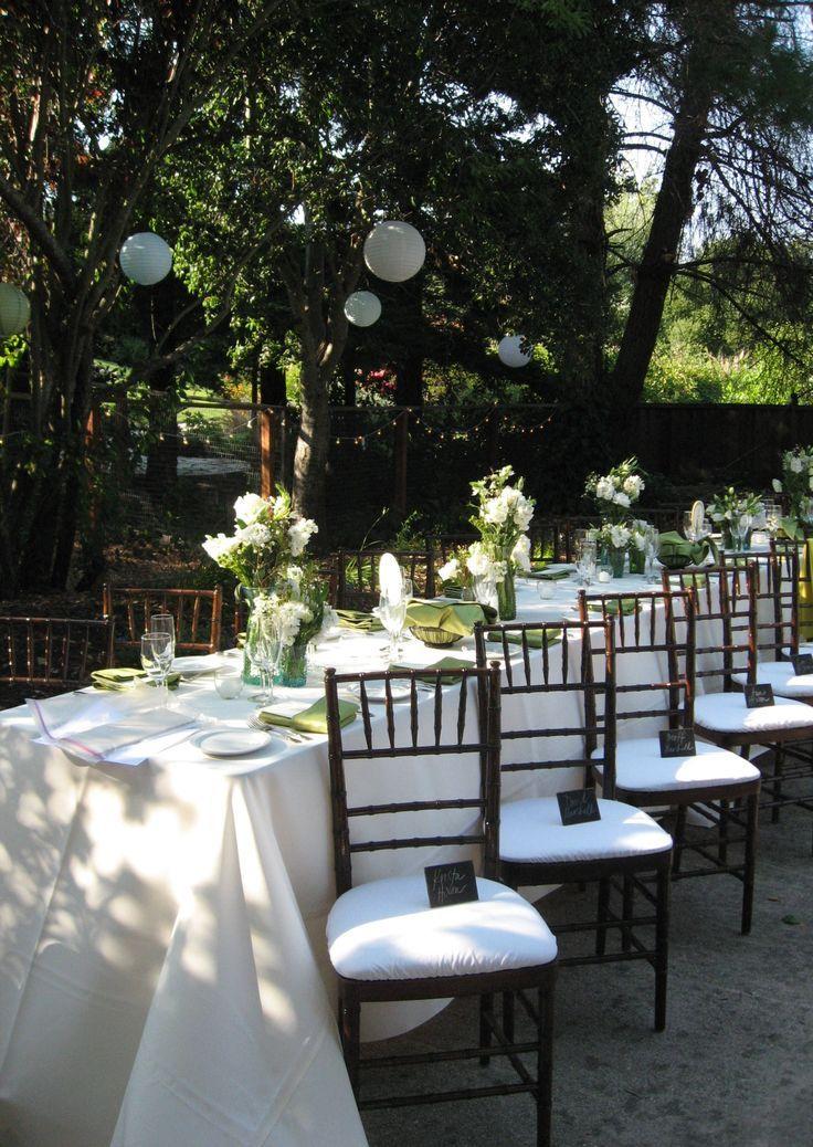 Best Classy Backyard Wedding Ideas On Pinterest Tent - Elegant backyard wedding ideas
