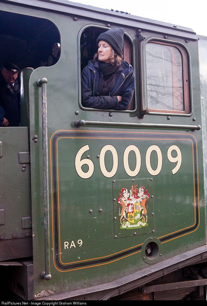 60009 British Railways Steam 4-6-2 at Ramsbottom, United Kingdom by Graham Williams