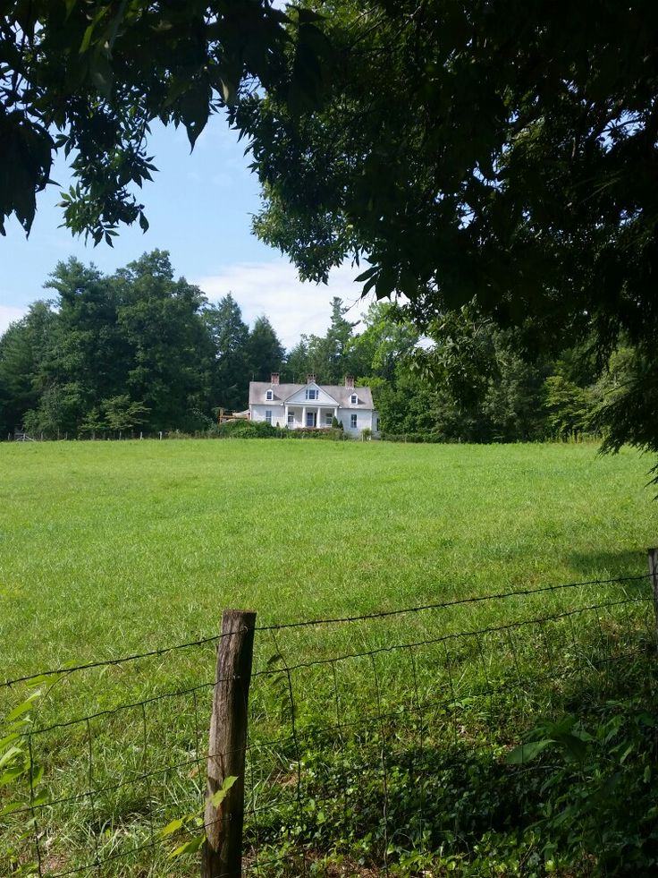 Carl Sandburg Home, Flat Rock NC