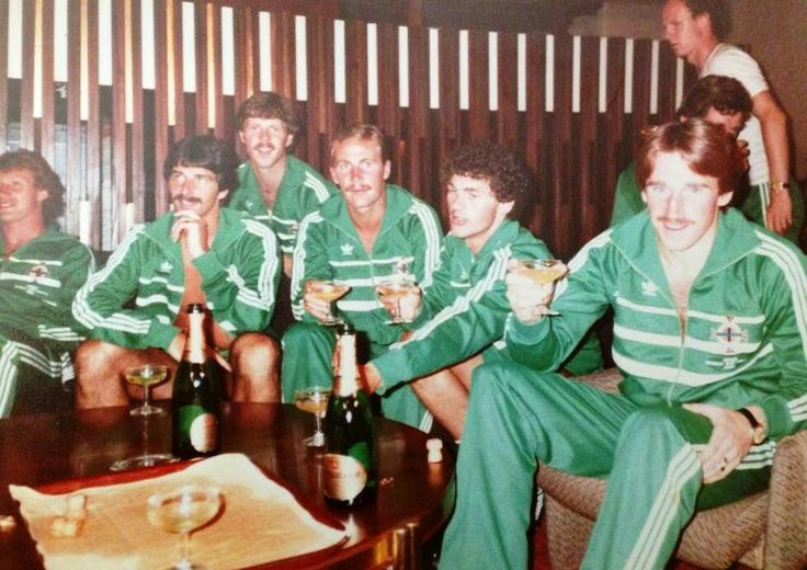 Menu Northern Ireland StatisticsThis blog aims to provide statistics of Irish Football Association matches and players. 25th June – Today In Our Footballing History 25/06/1982 Valencia Spain 1-0 Gerry Armstrong Pat Jennings, Jimmy Nicholl, Mal Donaghy, Chris Nicholl, John McClelland, David McCreery, Norman Whiteside (Sammy Nelson), Martin O'Neill, Billy Hamilton, Gerry Armstrong, Sammy McIlroy (Tommy Cassidy) Northern Ireland went into the match with Spain needing to defeat the tournament…