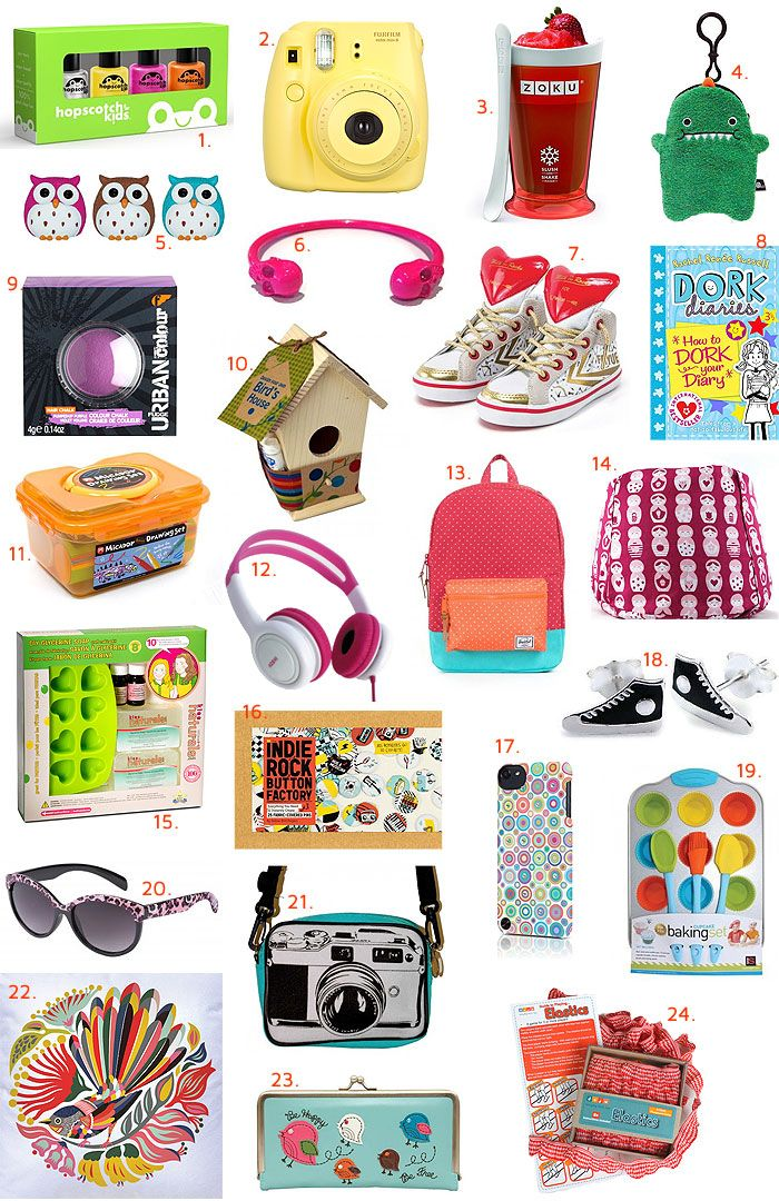 227 best Best Gifts for Tween Girls images on Pinterest ...