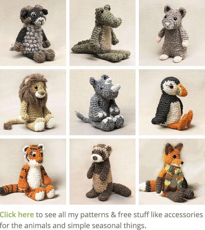 crochet bunny pattern   Son's Popkes
