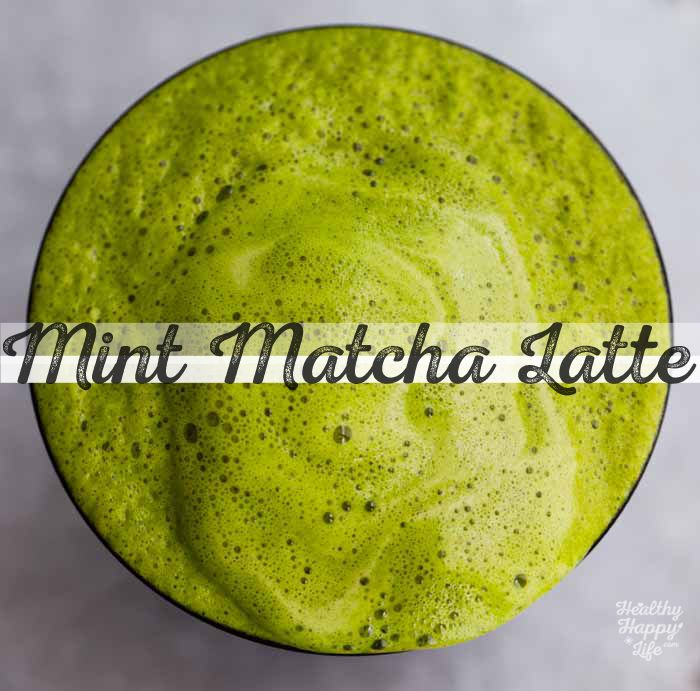 You guys know I love matcha green tea. I am obsessed, really. It helped me kick my coffee addiction for good, though I still drink espresso...