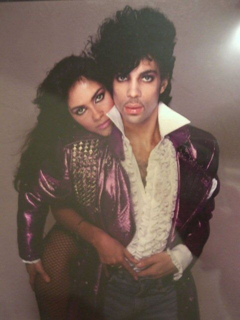 Prince + Vanity - NICE! Prince is an inspiration while Vanity has some smutty guilty pleasure songs I adore.