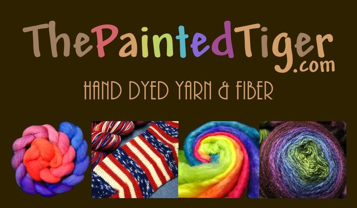 Hand Dyed Yarn, Fiber, and Monthly Clubs since 2004.