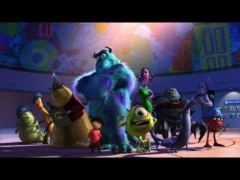 SUBBAYCARTOON: Monsters 2017, Inc Full Movies Animation Movies Fu...