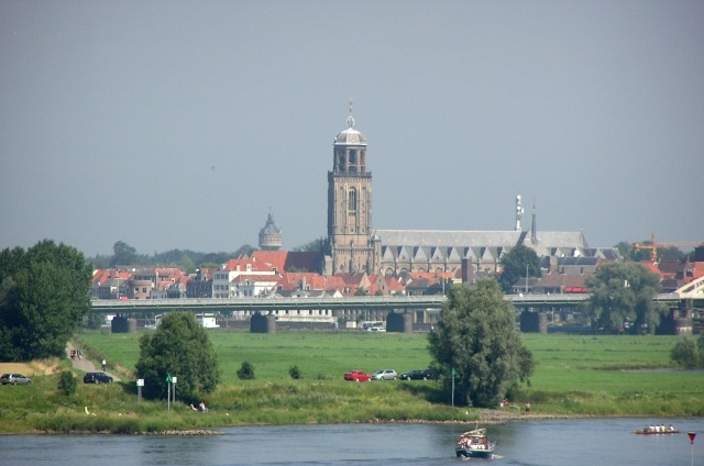 Home is were the Heart is (FZ). And this place is Deventer, The Netherlands.