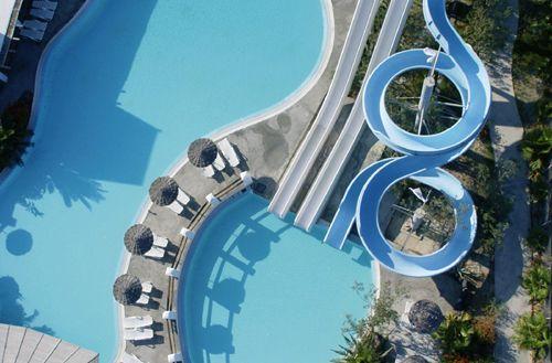 Τα ωραιότερα Water Parks είναι στην Ελλάδα!
