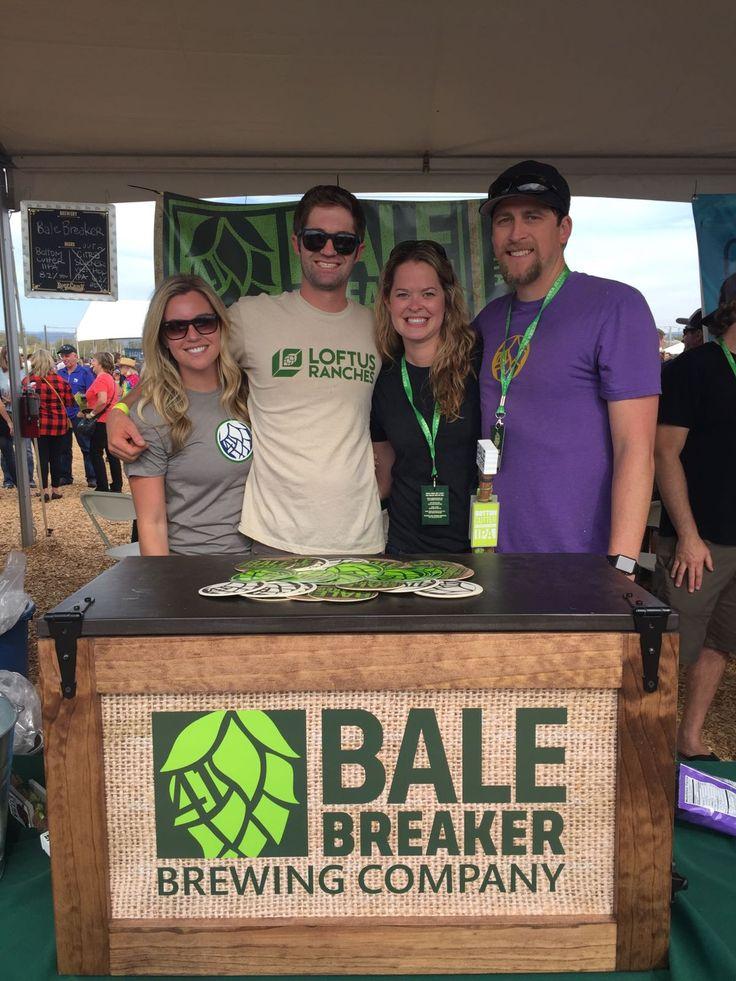 Bale Breaker Brewing JBC 29 jockey box cover / portable bar.
