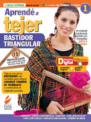 Bastidor Triangular 1 - descarga esta revista digital en www.eviadigital.com