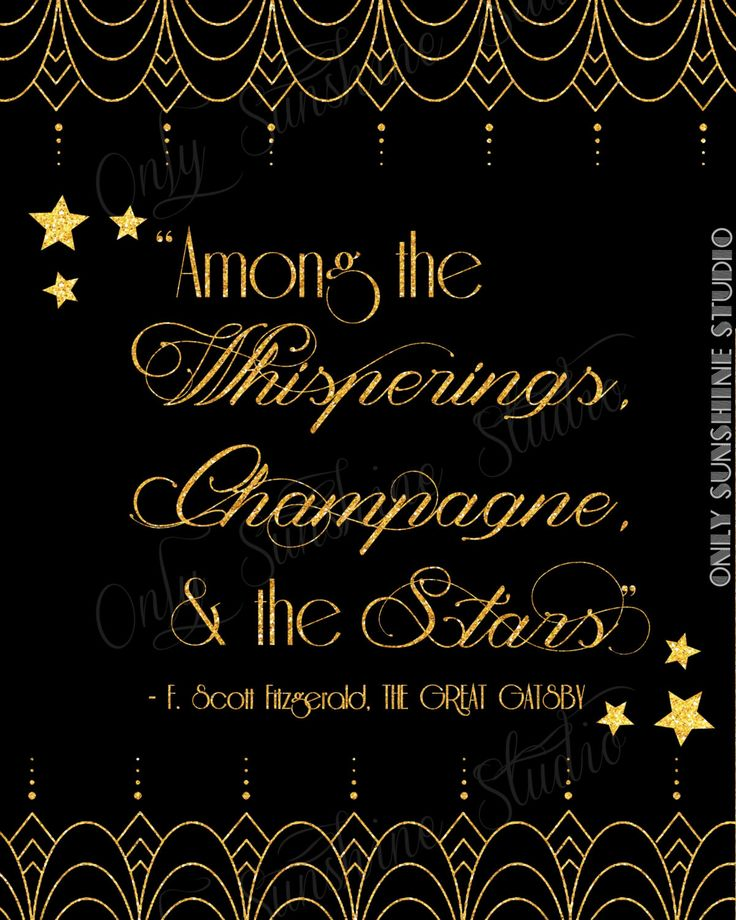 gatsby party quotes - photo #21